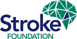 Stroke Foundation Australia Logo