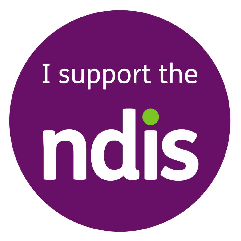 NDIS Registered Provider logo for Your Home Physio