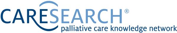 Care Search and Palliative Care logo