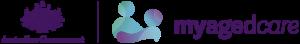 My Aged Care Australia logo